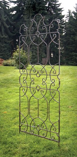Classic Garden Trellis by H Potter The Veranda
