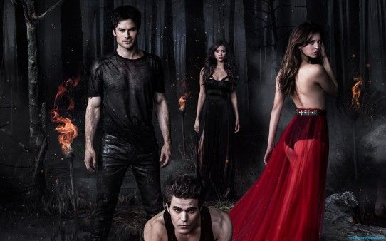 the vampire diaries season 5 2013 walls - HD Wallpapers (High Definition) | 100% Quality HD Desktop Wallpapers