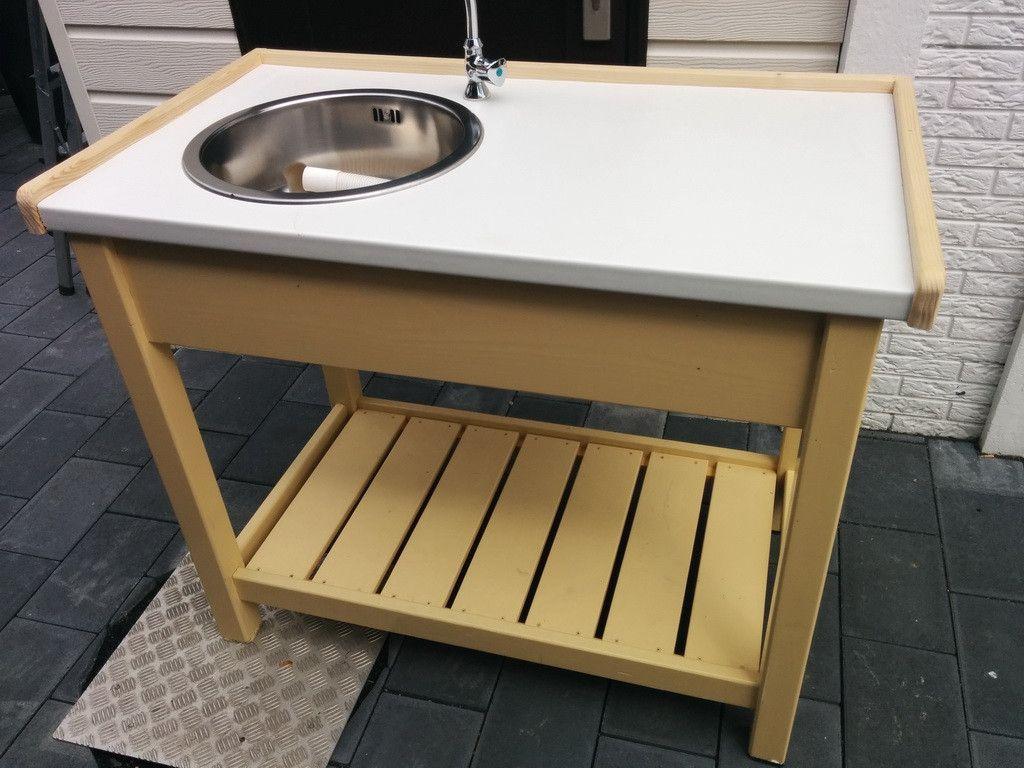 Waschtisch Aus Einer Hobelbank Badezimmer Vintage Landhausstil Design Loft Redesigned By Ben P Nrw Waschtisch Holz Beton Waschtisch Holz Aufsatzwaschtisch