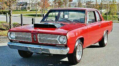 1967 Valiant 440 Mopar