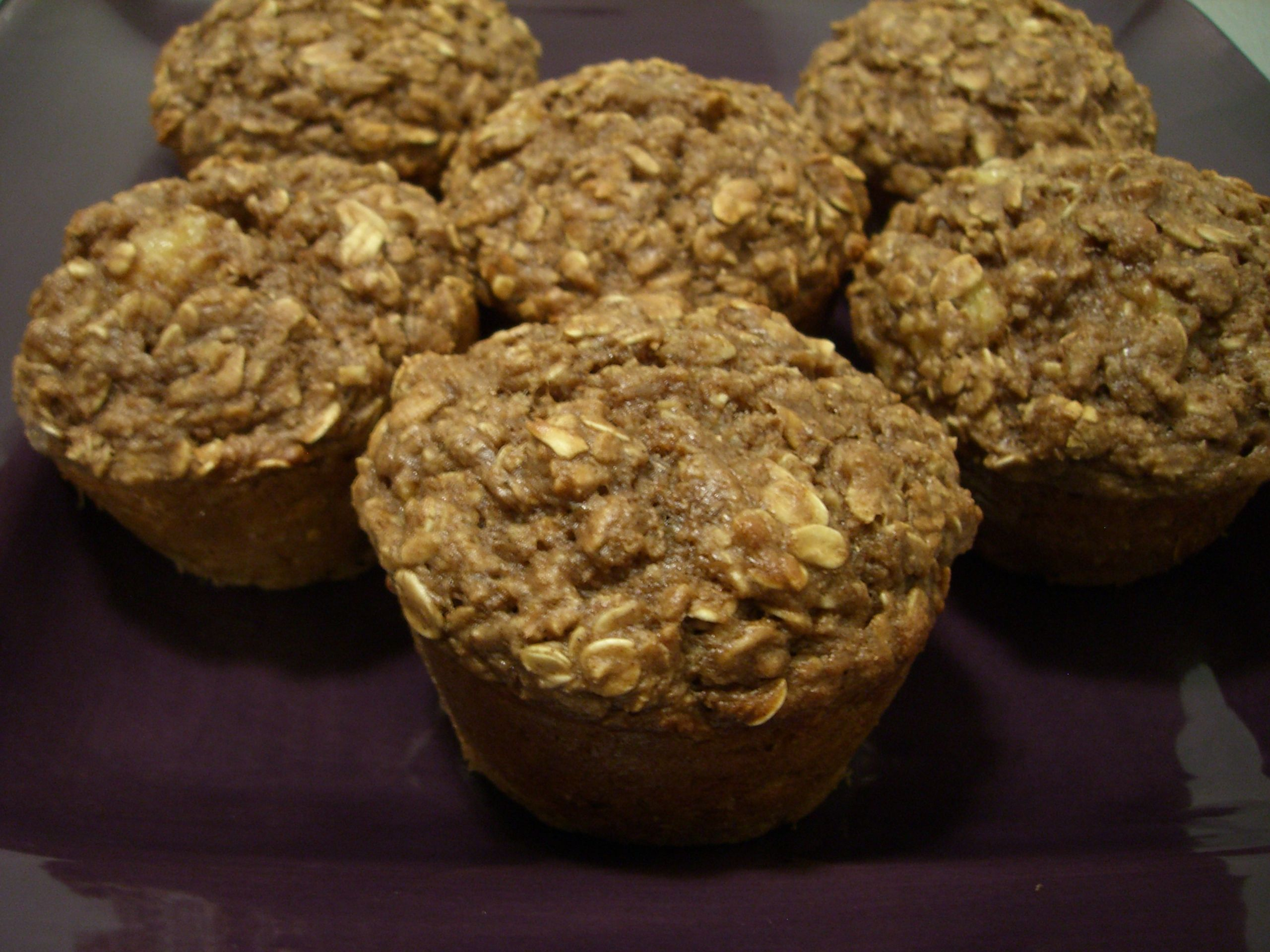 Choconana pudding muffinssubstitute the butter for