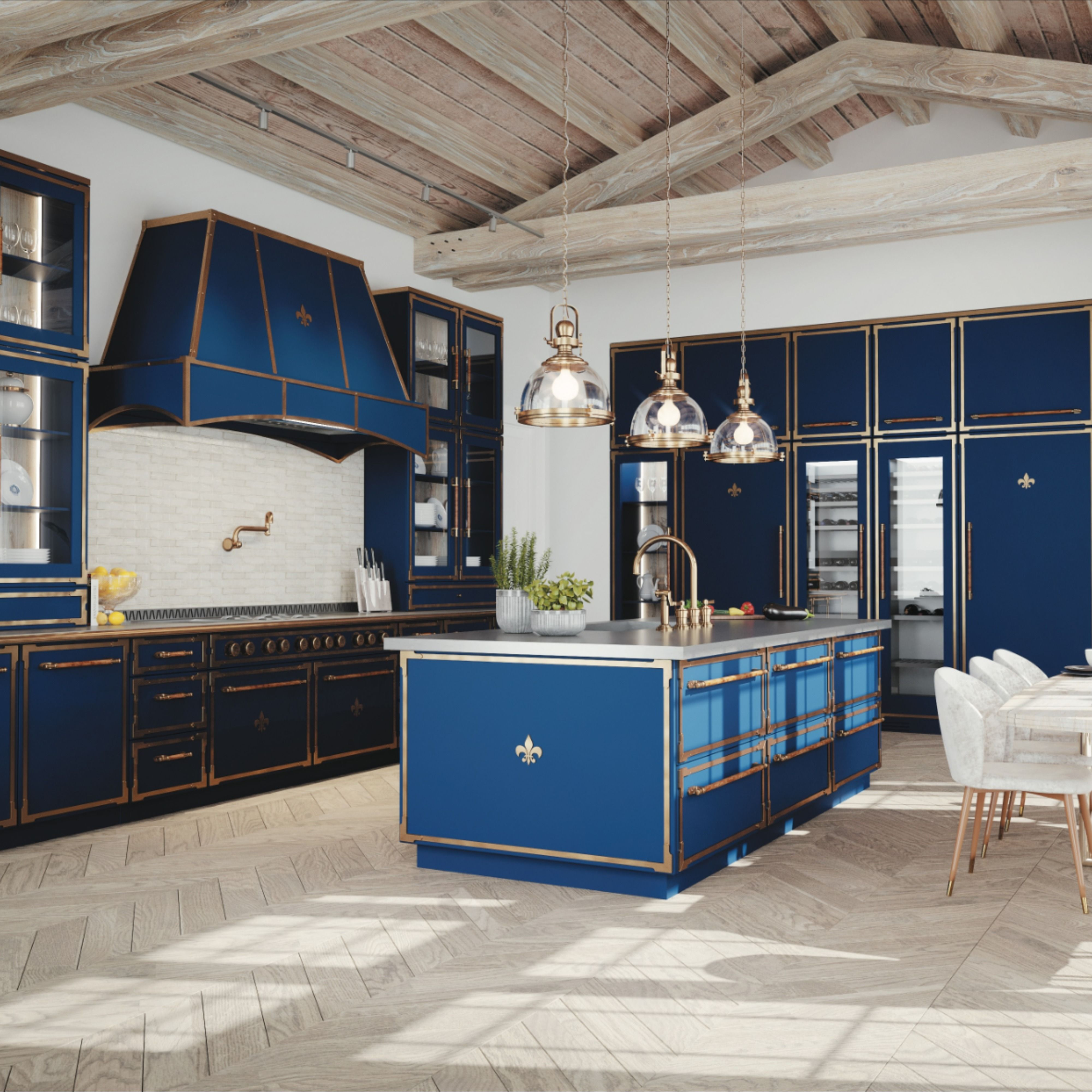 French Country In 2020 Beautiful Kitchens Luxury Kitchens Paris Interiors