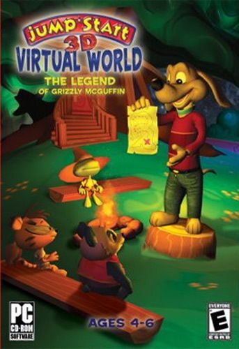 37809b013f18 Learning-PC-games-for-kids-JumpStart-3D-Virtual-World-The-Legend-of-Grizzly