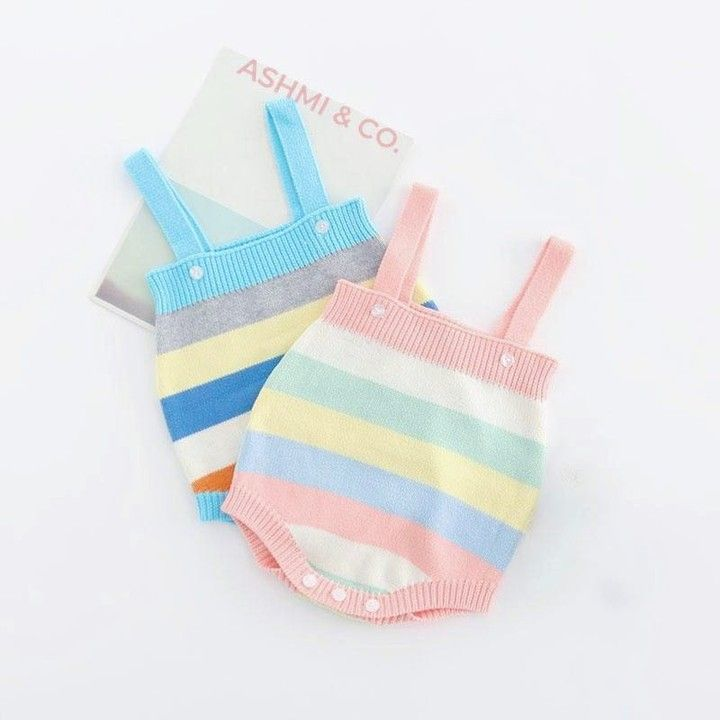 Adding a pop of color to your feed this Monday🥰One of our faves, Luna Rainbow Romper, comes in two colors: Blue and Pink with multi-stripes🤩   📌Want to get 10% OFF your first purchase? Just join our VIP list! Go to shopashmi.co or click the link in our bio✨ #babystore #babyfashion #babyclothing #babystyle #babyaccessories #kidsclothing #fashionbaby #kidsclothingstore #trendybaby #babieswithstyle #trendykids #babyshower #babygirl #babyboy #babybump #etsybaby #lovebug #kidstore #kidfashion