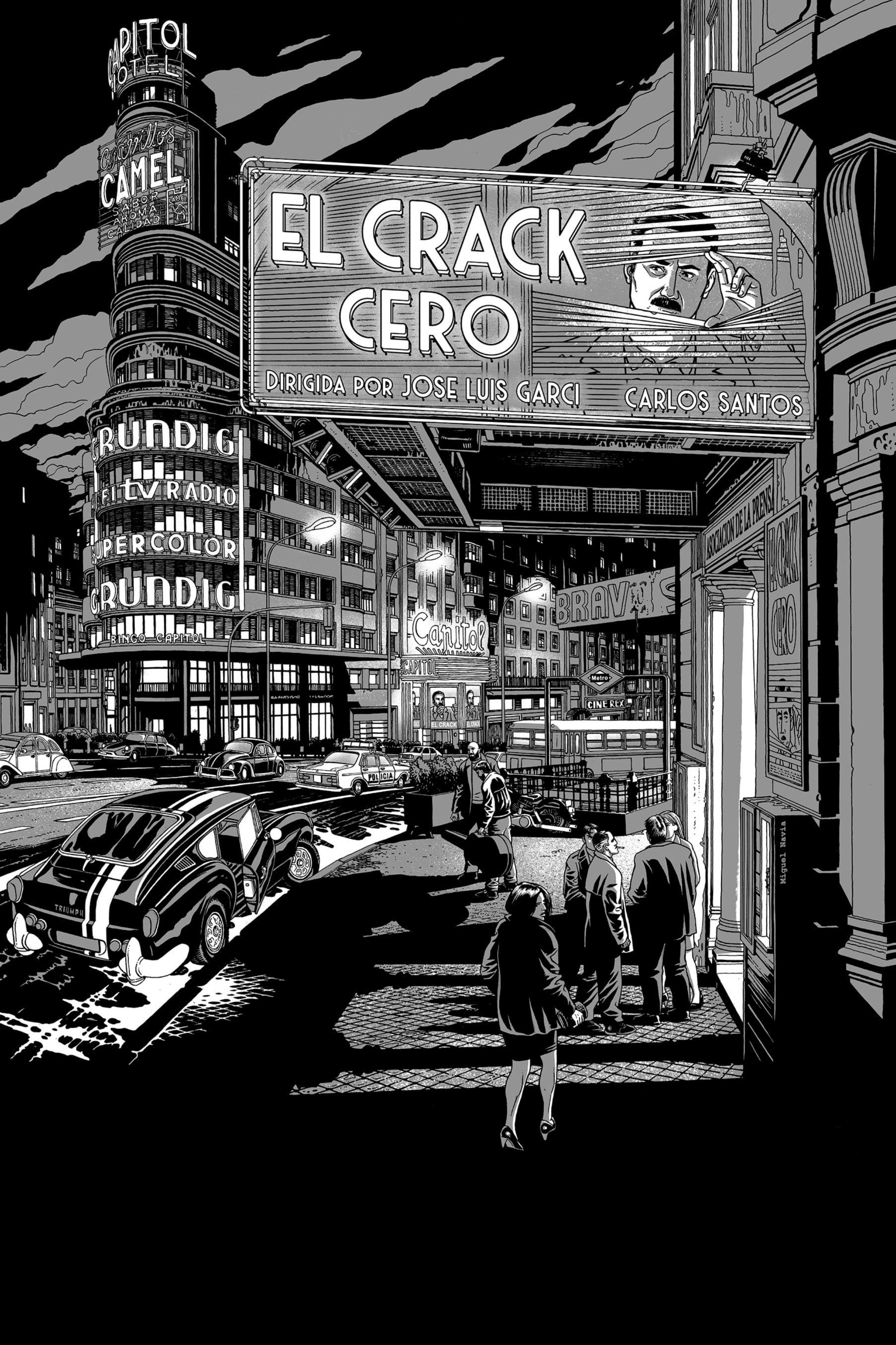 [[Ver]] El crack cero (2019) Pelicula Completa Online En