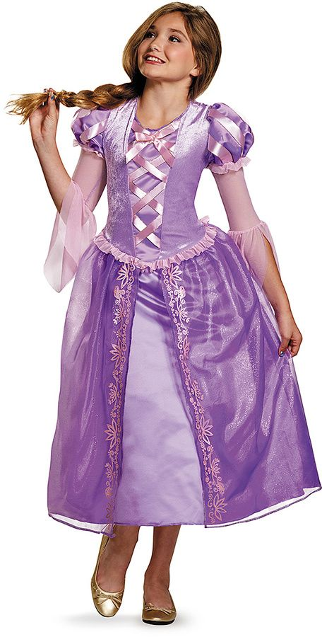 Halloween Costumes For Girls Disney Princess Rapunzel Dress Up Set Kids Halloween Costumes Kids Halloween Rapunzel Dress Up Rapunzel Dress Model Dress