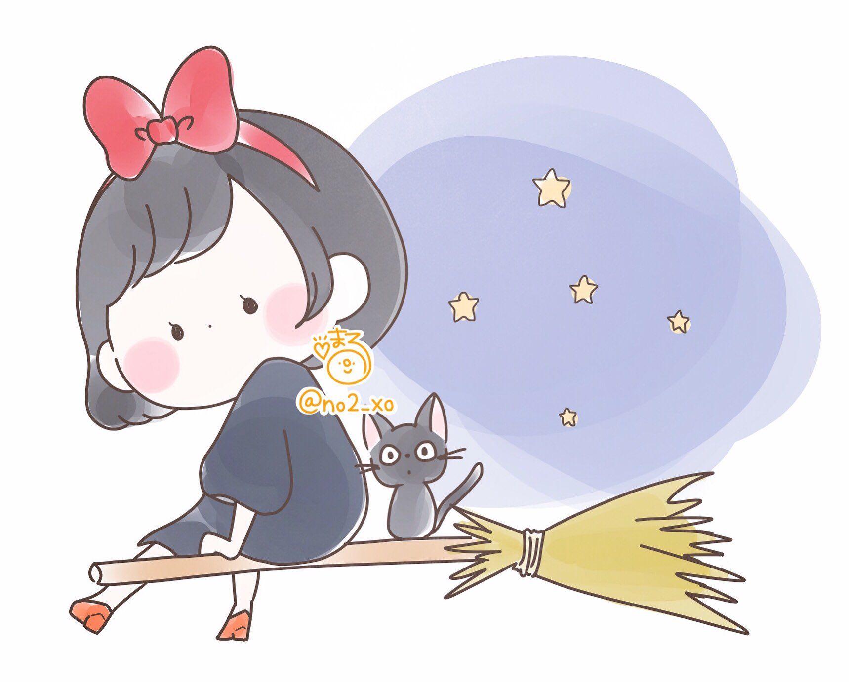 イラスト ジブリ キャラクター