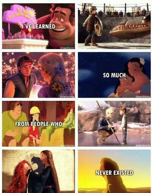 Image in disney collection by Private User on We Heart It
