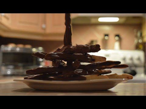 Pocky (bâtonnets trempés dans le chocolat)   Le Japon d'Émilie
