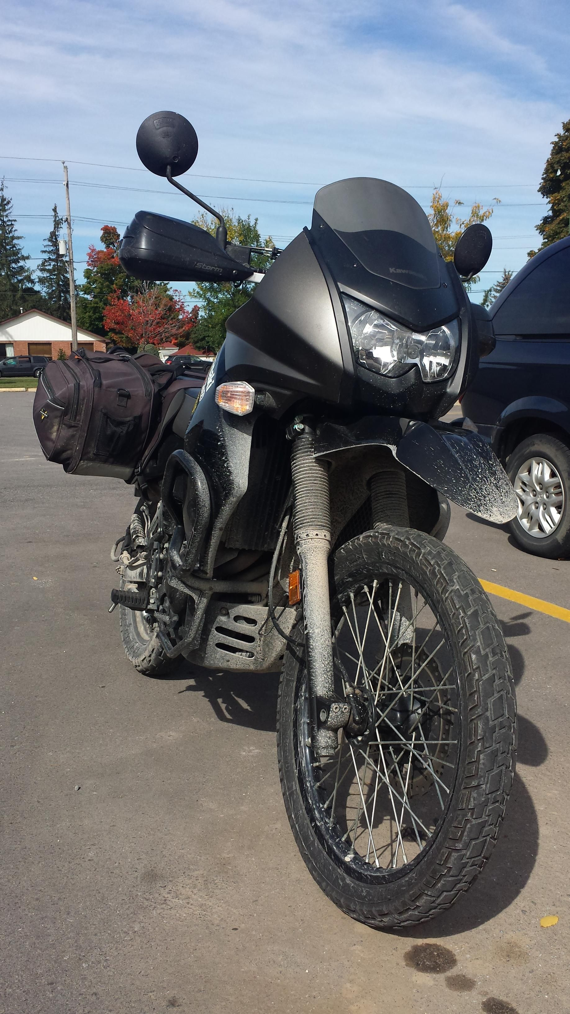 Pic of everyones bikes. - Page 159 - KLR650.NET Forums - Your Kawasaki  KLR650 Resource! - The Original KLR650 Forum!