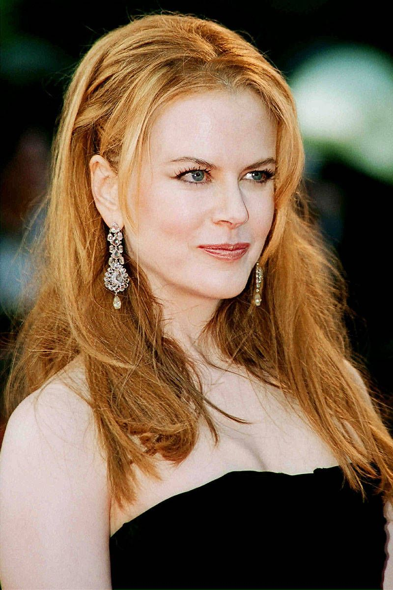 The Most Iconic Red Hair Moments Of All Time Nicole Kidman