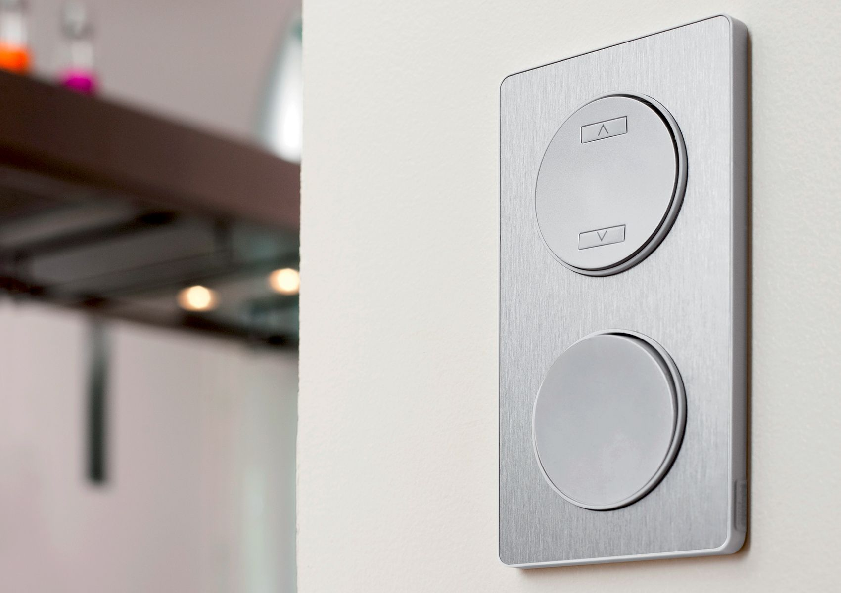 Odace Switches By Schneider Electric Bold Style For Your Electrical Fittings This Product Is Available Interrupteurs Prise Interrupteur Interrupteur Design