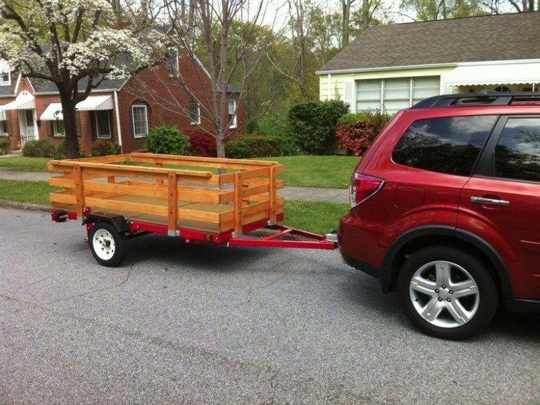 30+ DIY Harbor Freight Trailer Inspiration Utility