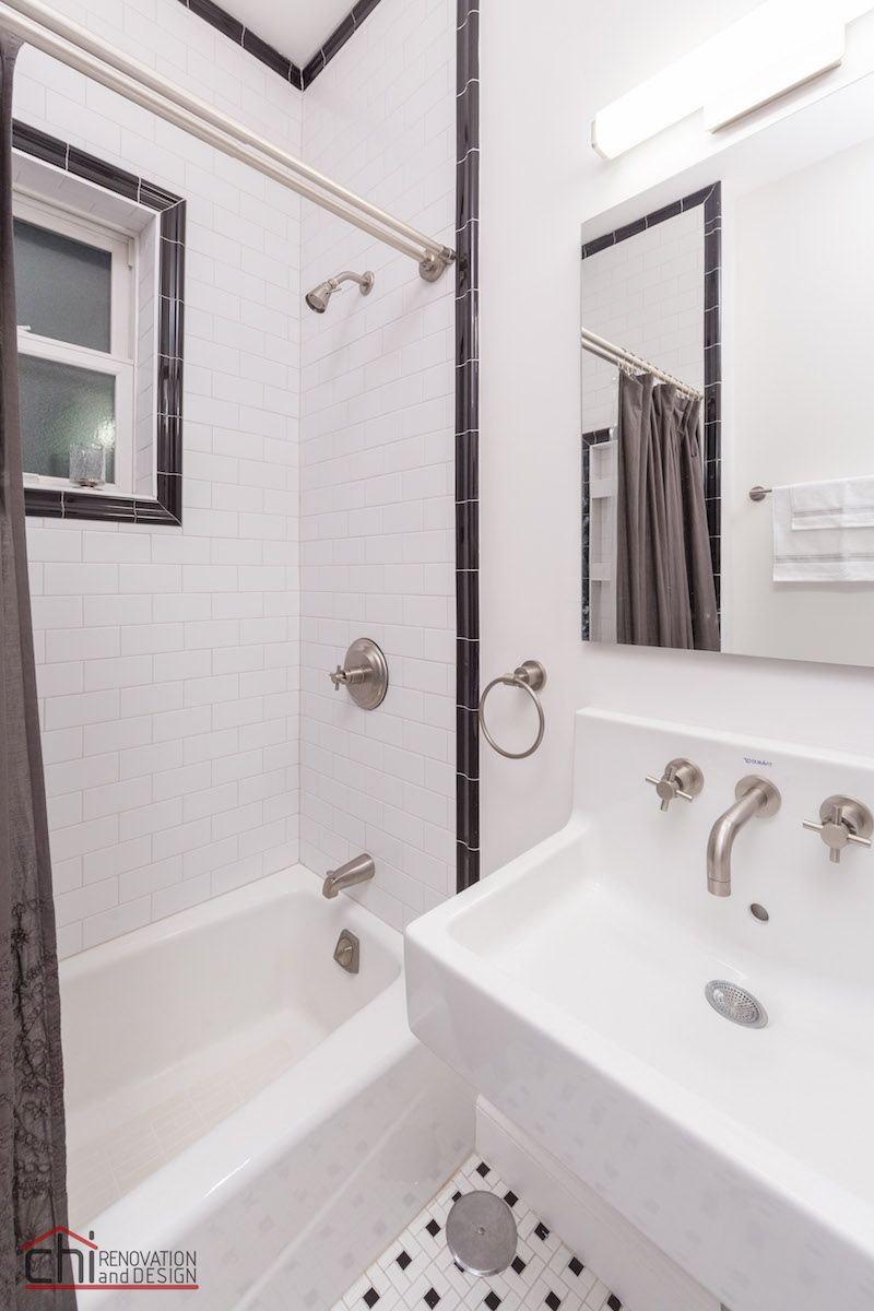 Vintage Bathrooms Renovation | Chi Renovation & Design. Pinned by ...
