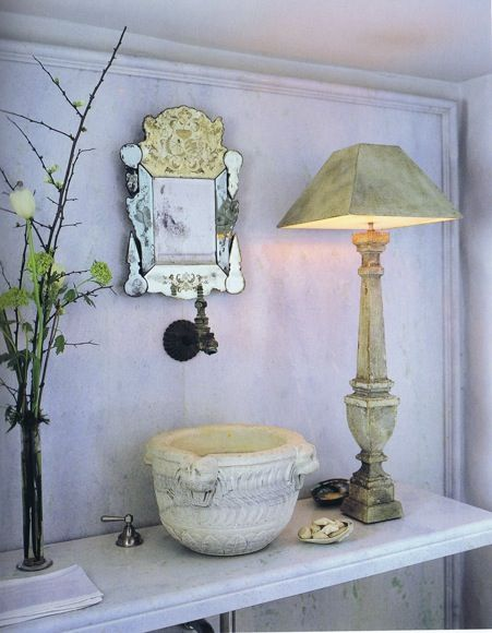 Saladino Powder Bathrooms I covet Pinterest Powder room, Room