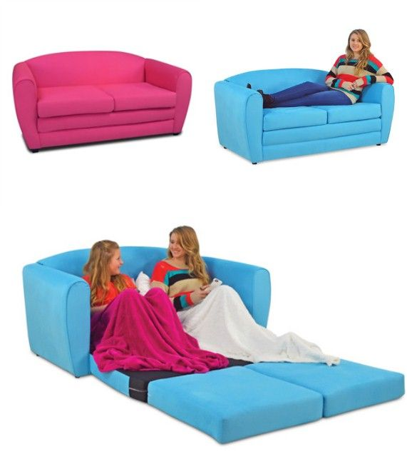 Tween Sofa Sleeper   This Comfy Sofa Sleeper Is The Perfect Addition To  Your Childu0027s Room