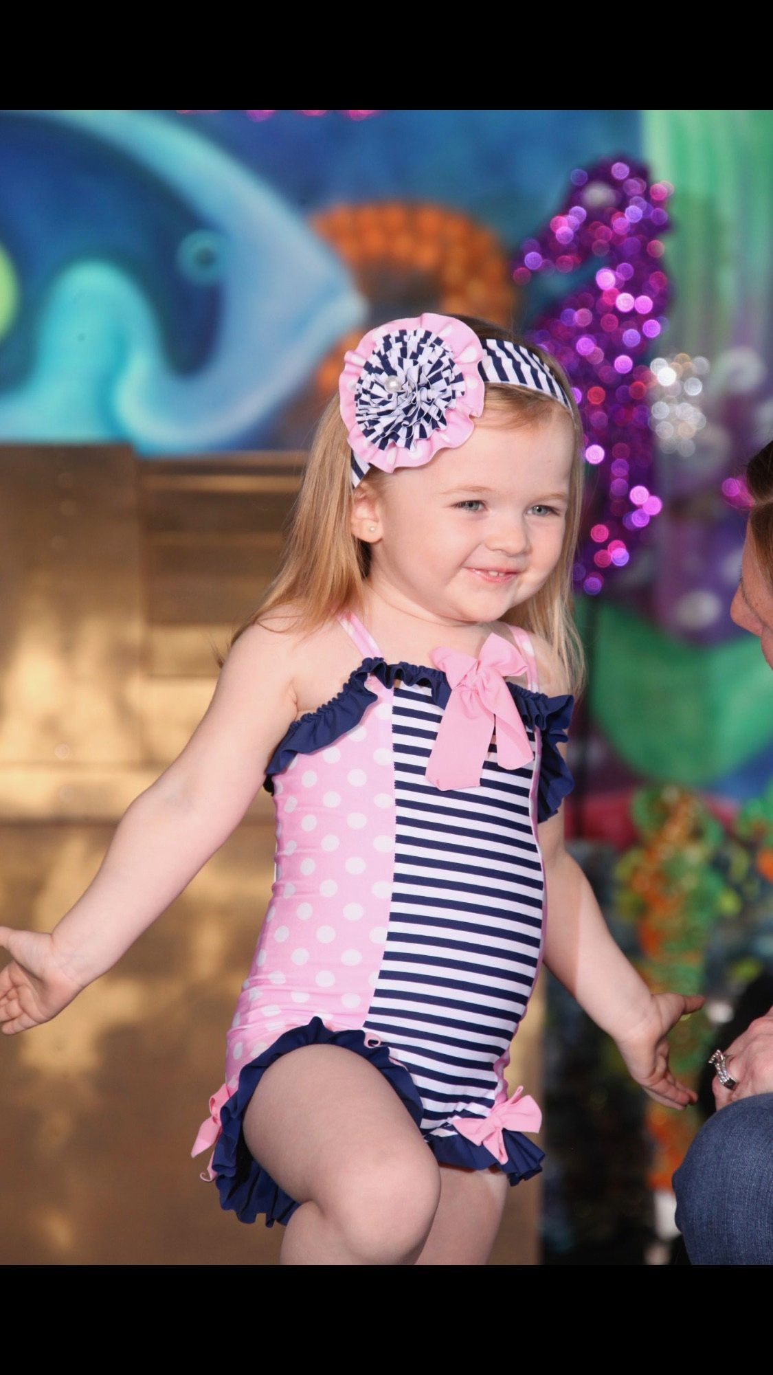 0a852401c618e Muddyfeetboutique/Etsy Toddler Swimsuits, Retro Swimsuits, Toddlers And  Tiaras, Beach Costume,