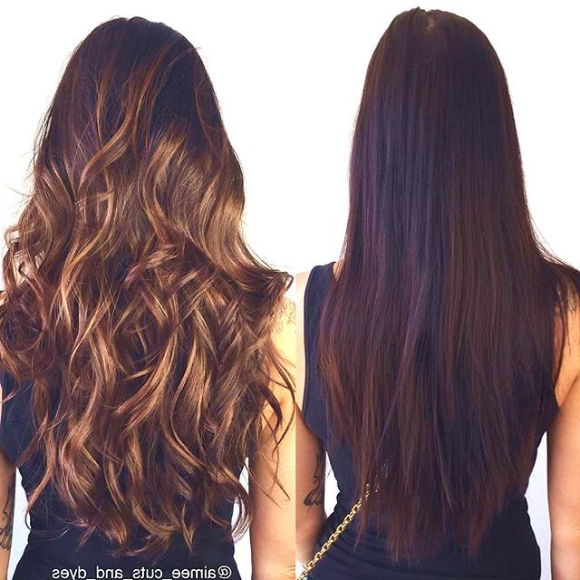 26 Subtle and Superb Hair Color Ideas for Brunettes #hair #color ...