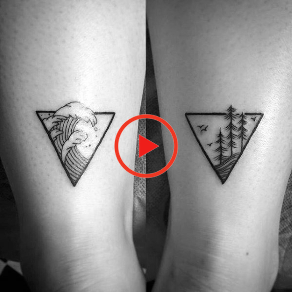 Top 43 Simple Wave Tattoo Ideas [2020 Inspiration Guide]
