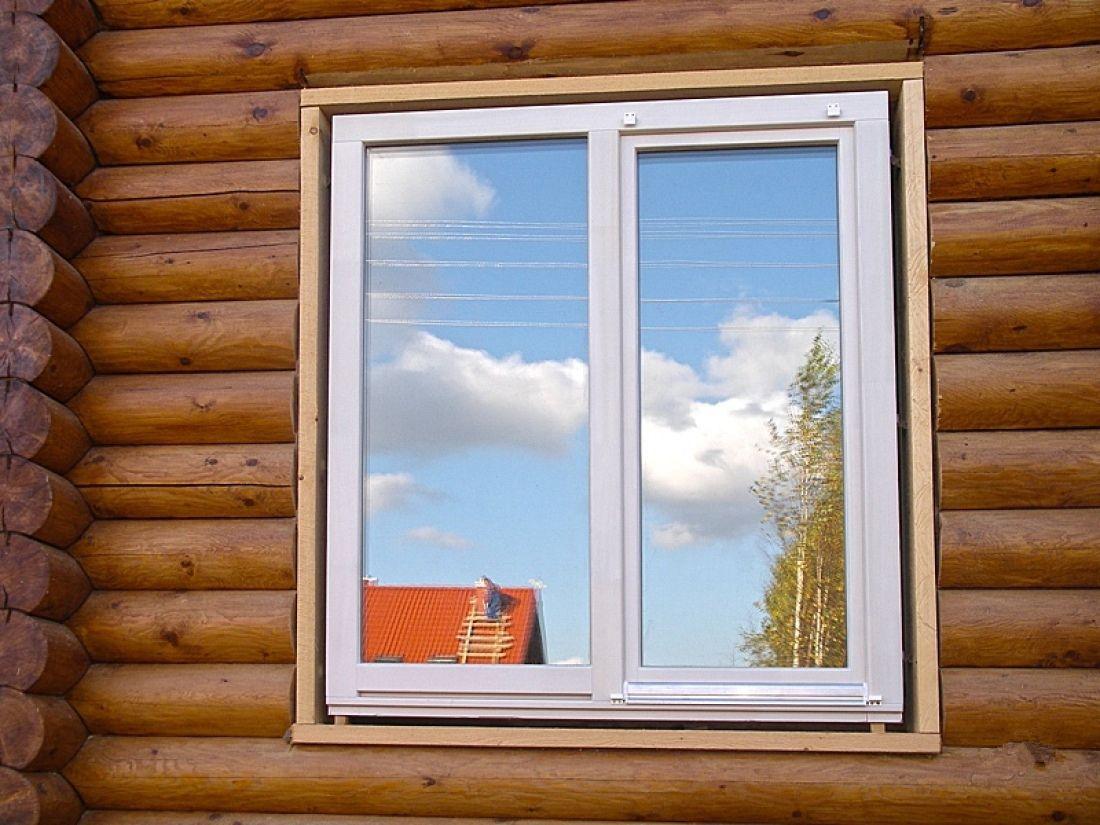 Особенности выбора пластиковых окон для частного дома