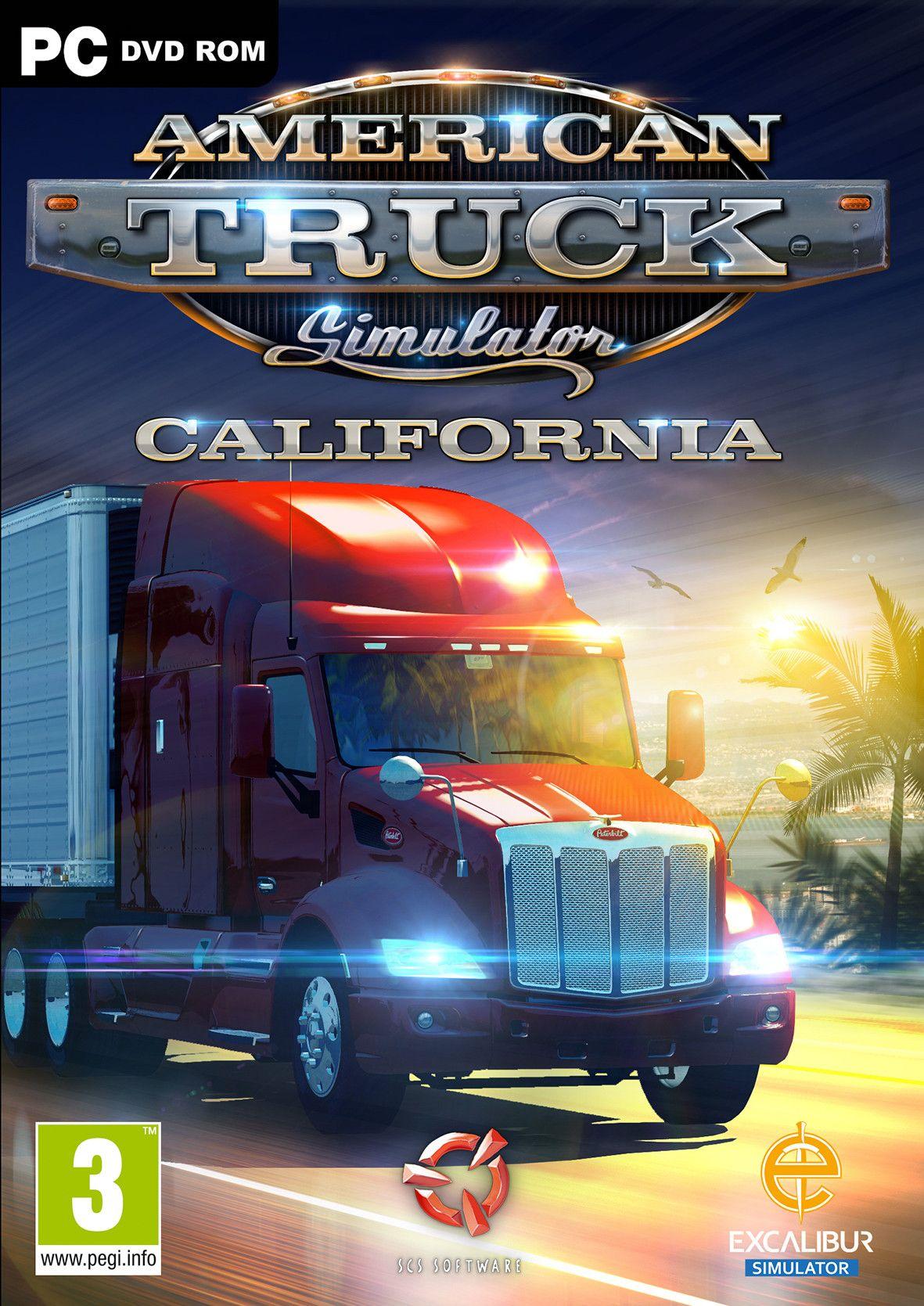 American Truck Simulator PC + Tüm DLC Türkçe 21 DLC