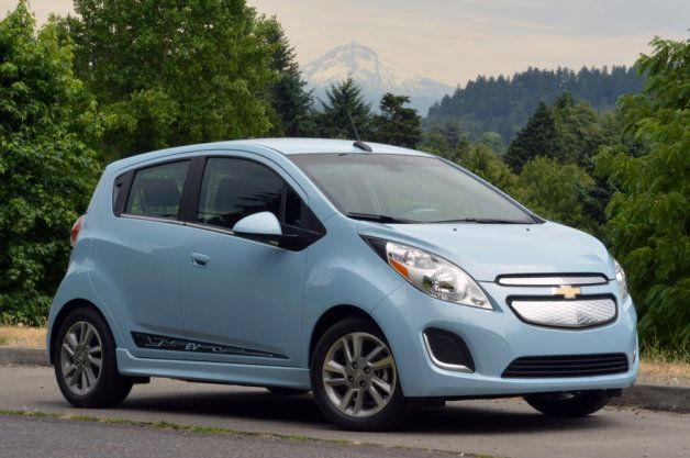 2015 Chevy Spark Ev Loses 86 Pounds In New Battery Pack