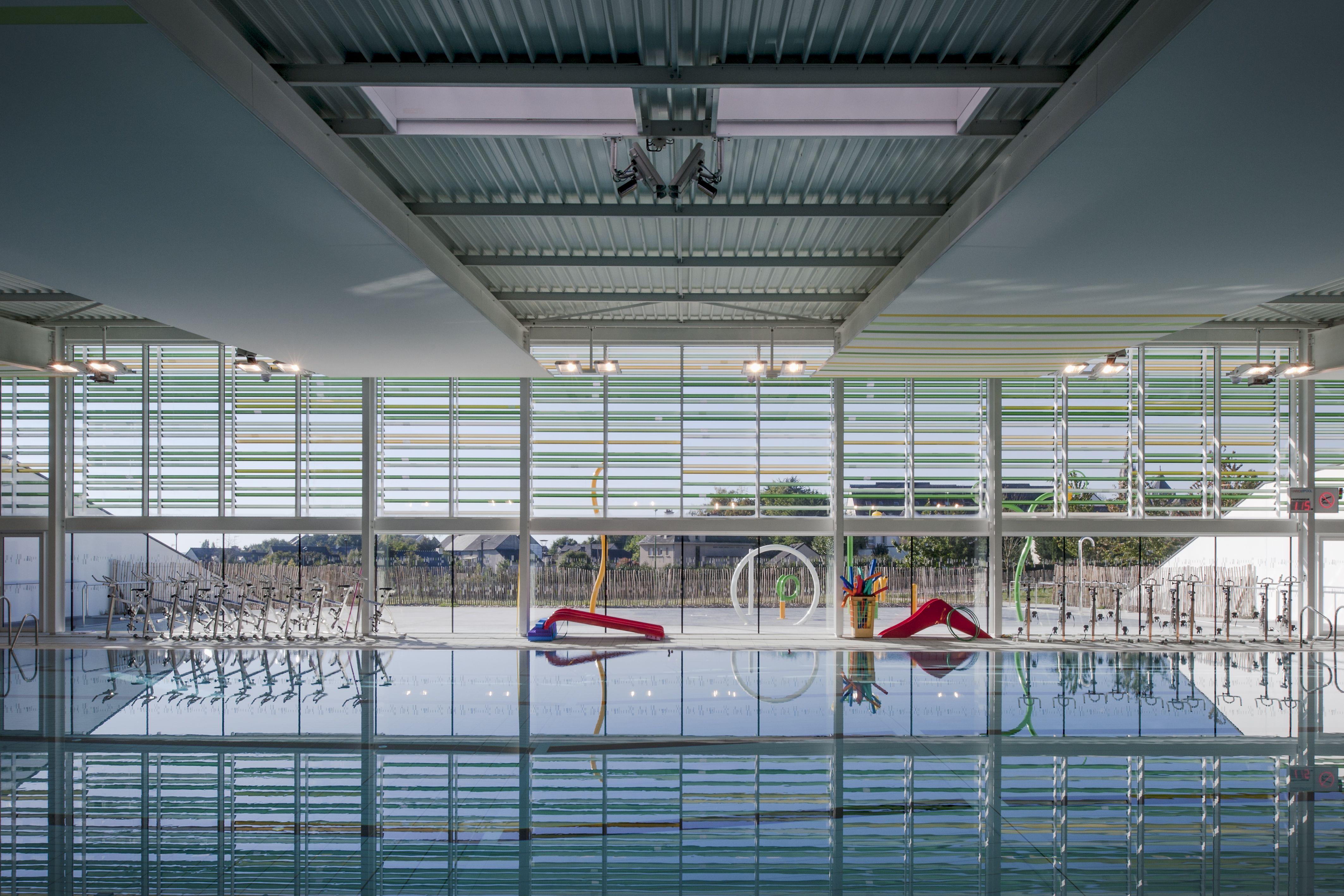 Centre Aquatique Janze C Patrick Miara Piscine Aquatique