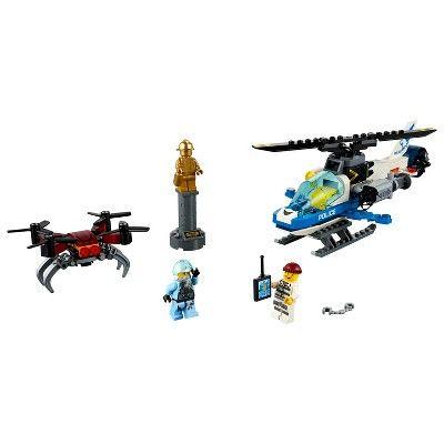 Lego City Sky Police Drone Chase 60207 Sky City Lego Lego City Lego City Police Lego City Toys