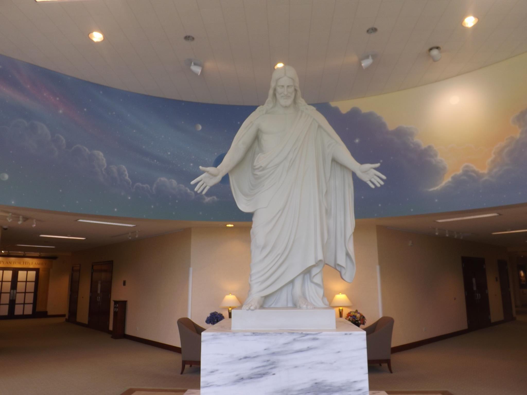 St George visitor center