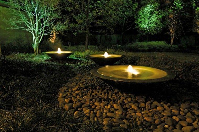 Fuentes de jard n 100 modelos de espect culos acu ticos fuentes de agua pinterest - Modelos de fuentes para jardin ...