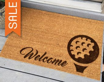 Exceptionnel Personalized Door Mat   32 X 20 Wide   Monogrammed Gift   Housewarming Gift  This Personalized Door Mat Is Perfect For SPRING! You Will Find This Unique  ...