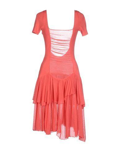 BLUMARINE 及膝连衣裙. #blumarine #cloth #dress #top #skirt #pant #coat #jacket #jecket #beachwear #