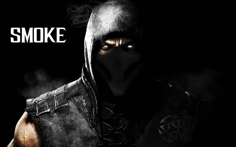 Smoke Mortal Kombat X Mortal Kombat Mortal Kombat X Mortal Kombat X Wallpapers