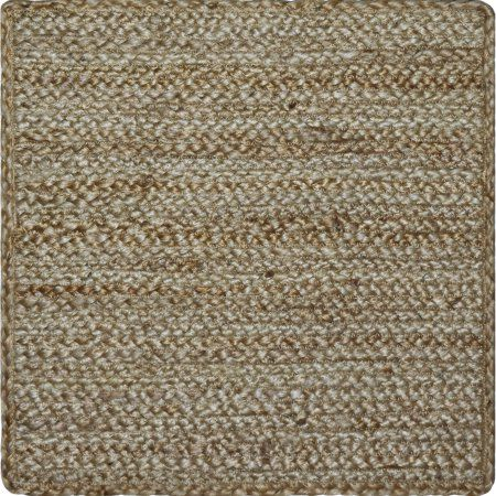 Better Homes Gardens Jute Braid 14 Natural Color Square Placemat Walmart Com Better Homes And Gardens Better Homes Gardens Better Homes