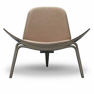 wegner sessel schalenstuhl ch 07 von wegner im. Black Bedroom Furniture Sets. Home Design Ideas