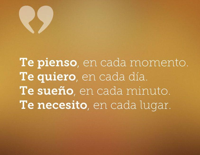 Top 10 Frases De Amor 1001 Frases De La Vida Pinterest Love