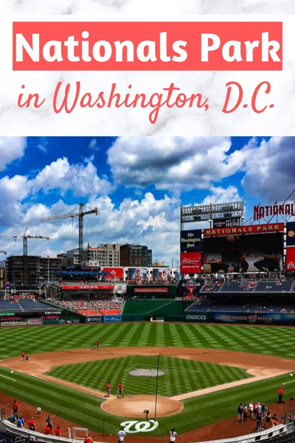 Tips For Visiting Nationals Park In Washington D C In 2020 Nationals Park National Park