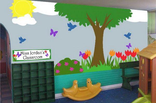 classroom decorative walls - Αναζήτηση Google | SCHOOL-CLASS ...