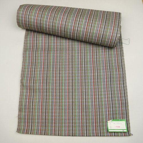 Japanese kimono tanmono cloth / ウールと化繊の混紡素材の着尺地用反物 http://www.rakuten.co.jp/aiyama #Kimono #Japan #aiyamamotoya