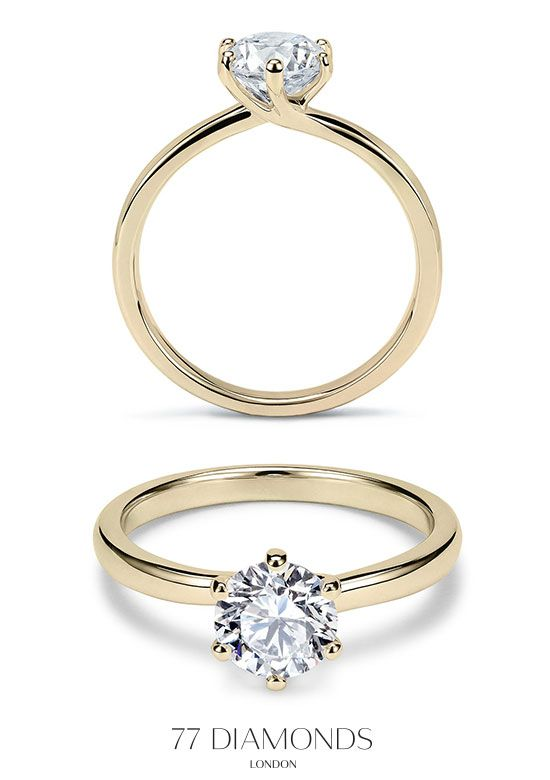 Solitaire Engagement Rings Bands At Guaranteed Low Prices My