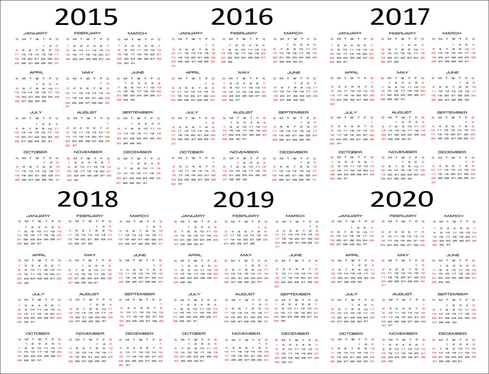 Pin By Elliot Marple On 5 Year Calendar In 2020 Online Calendar 5 Year Calendar Calendar Sharing