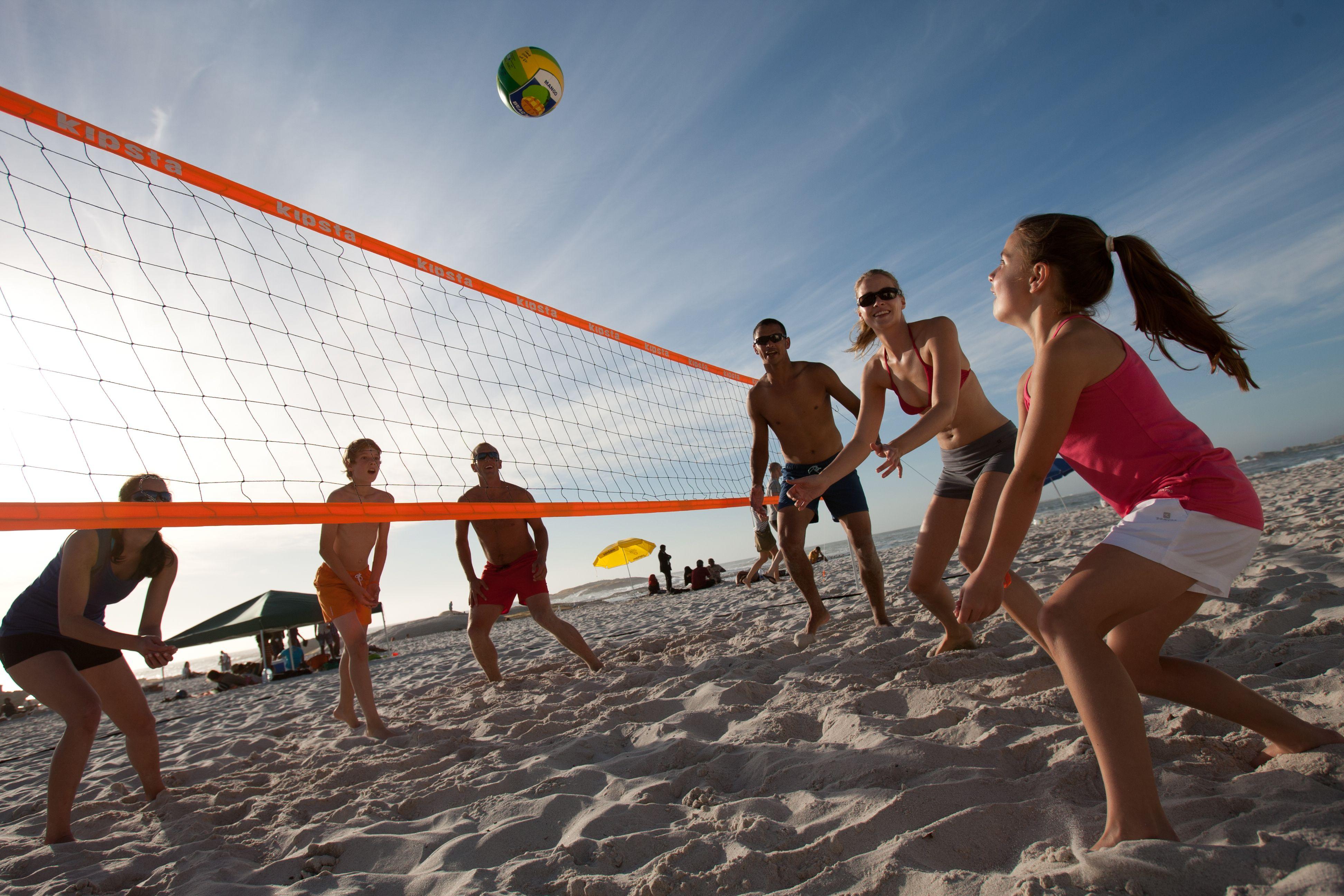 пляжный волейбол картинки и фото котором