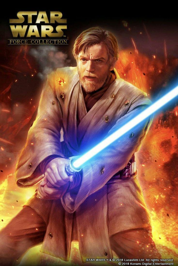 Obi Wan Kenobi Star Wars Force Collection Star Wars Poster Ideas Of Star Wars Poster Sta Star Wars Poster Star Wars Force Collection Star Wars Images