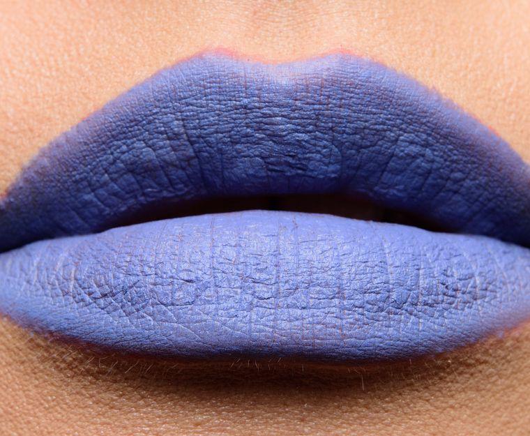 Colourpop trill seeker confetti cake matte lux lipsticks