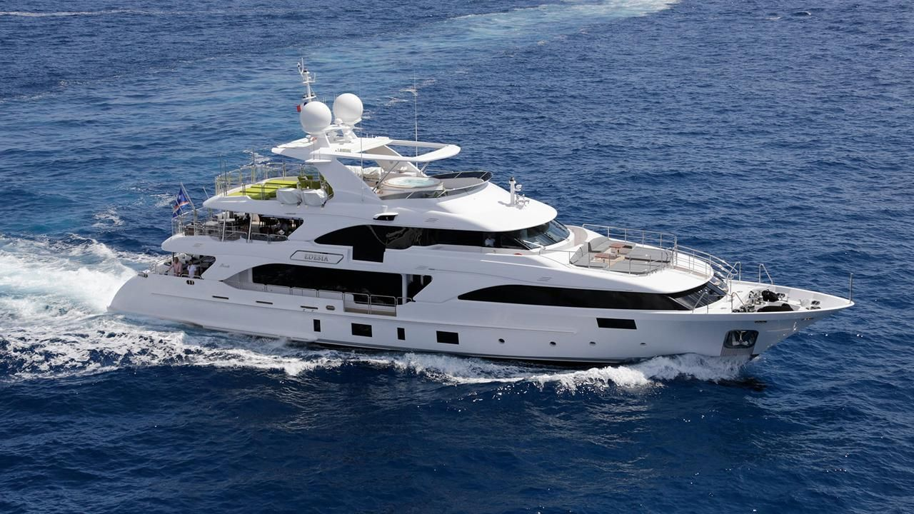 Benetti Motor Yacht Edesia Now For Sale With Camper Nicholsons