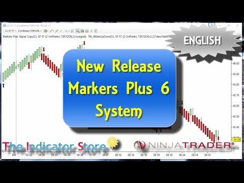 New Release : Markers Plus System version 6 for NinjaTrader
