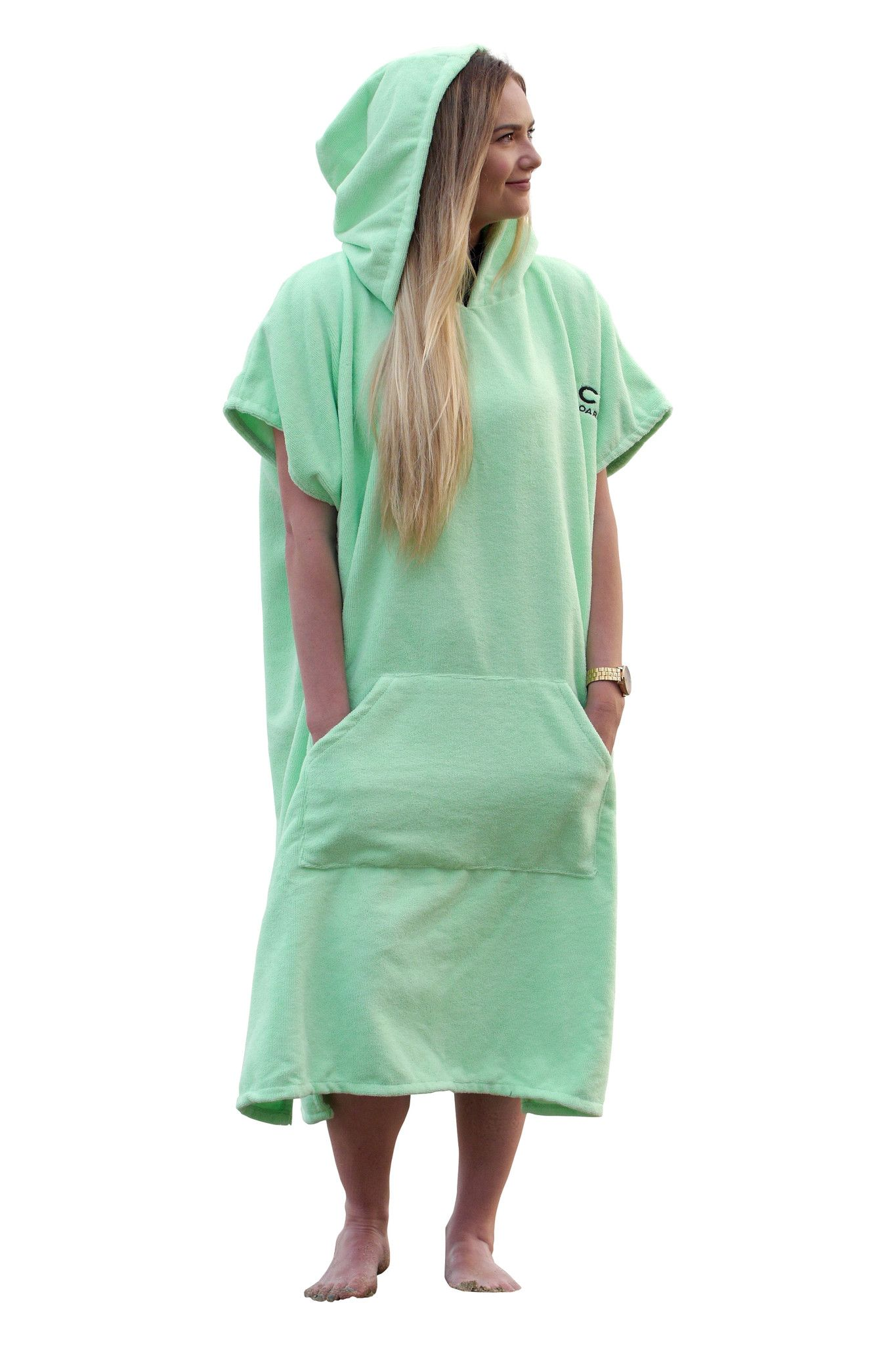 1623ccfc79 NEW and UPDATED This robe is all you need for the beach or getting out of  the shower. NEW WIDER OPENING for some people with LARGER heads.