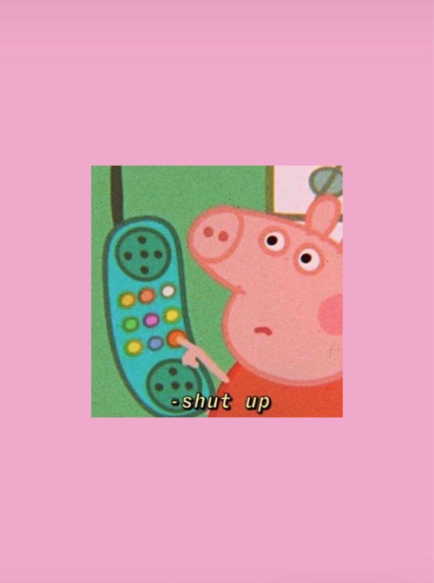 Peppa Pig Peppa Pig Wallpaper Pig Wallpaper Cartoon Wallpaper Iphone