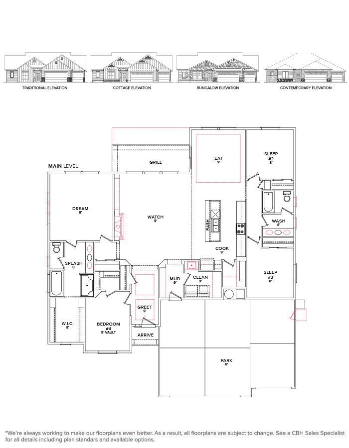 Inspirational Cbh Floor Plans 8 Plan House Plans Gallery Ideas