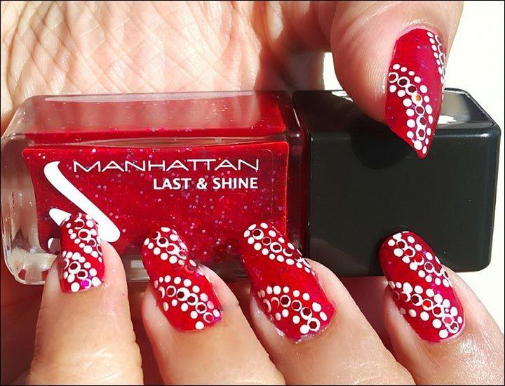 Amazing Wedding Nails Manicure Art